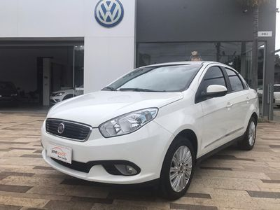 Fiat Grand Siena Essence 1.6 (Flex) 2018}