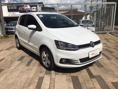 Volkswagen Fox Comfortline 1.6 2018}