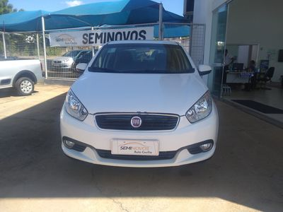 Fiat Grand Siena Attractive 1.0 EVO (Flex) 2018}