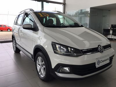 Volkswagen Space Cross 1.6 I-Motion 2015}