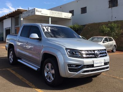 Volkswagen Amarok Highline 2.0 CD (Aut) 2017}