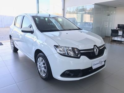 Renault Sandero Expression 1.6 (Flex) 2017}