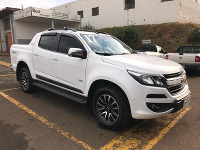 Chevrolet S10 High Country Turbo 2.8 2017}