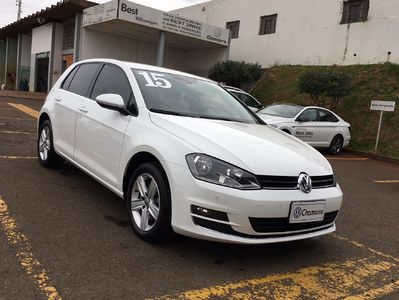 Volkswagen Golf Highline 1.4 TSI 2015}