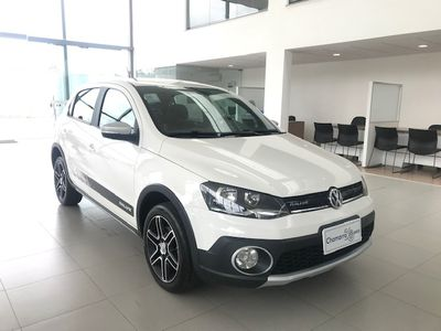 Volkswagen Gol Rallye 1.6 2016}