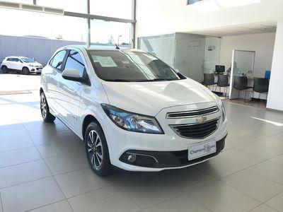 Chevrolet Onix LTZ 1.4 (Aut) 2015}