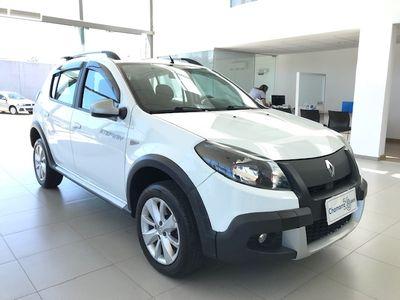 Renault Sandero Stepway 1.6 8v EASY'R (Flex) (Auto) 2013}