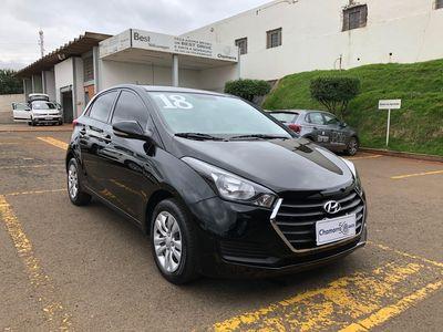 Hyundai HB20 Comfort Plus 1.6 Flex 2018}