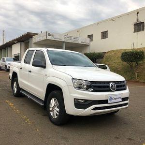 Volkswagen Amarok Cabine Dupla SE 2.0 TDI 2017}