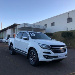 Chevrolet S10 LTZ 2.8 CD 4x4 (Aut) 2019}