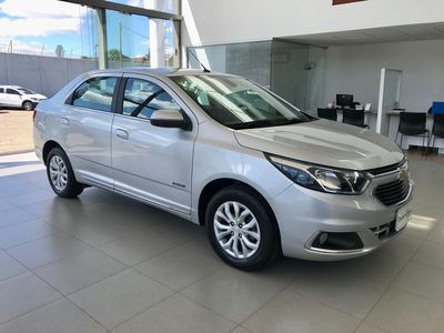Chevrolet Cobalt Elite 1.8 (Aut) 2018}