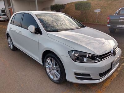 Volkswagen Golf 1.4 TSi BlueMotion Tech. DSG Highline 2014}