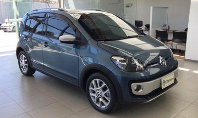 Volkswagen Cross Up! 1.0 TSI  12V 2017}
