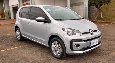 Volkswagen up! Move 1.0 (Flex) 4p 2018}
