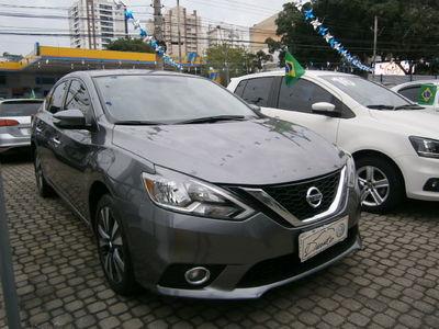Nissan Sentra SV 2.0 16V CVT (Aut) (Flex) 2017}