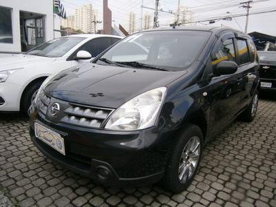 Nissan Livina 1.6 16V (flex) 2011}