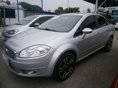 Fiat Linea LX 1.9 16V (Flex) 2010}