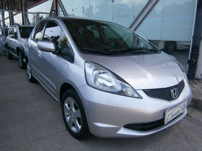 Honda Fit New  LX 1.4 (flex) (aut) 2011}