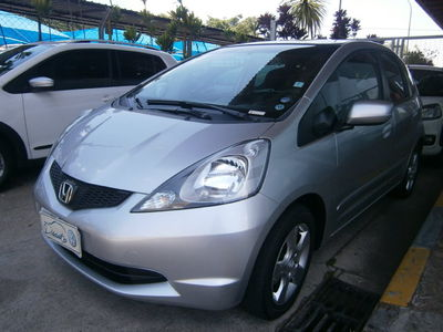 Honda Fit New  LX 1.4 (flex) 2011}