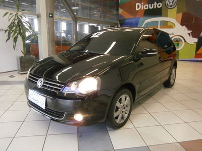 Volkswagen Polo . Sportline 1.6 8V I-Motion (Flex) (Aut) 2012}