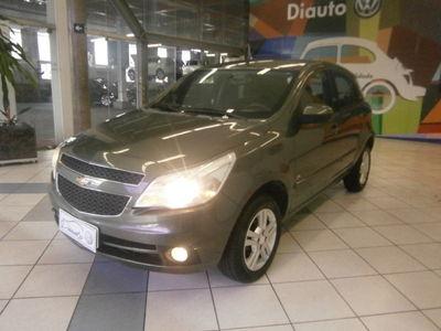 Chevrolet Agile LTZ 1.4 8V (Flex) 2010}