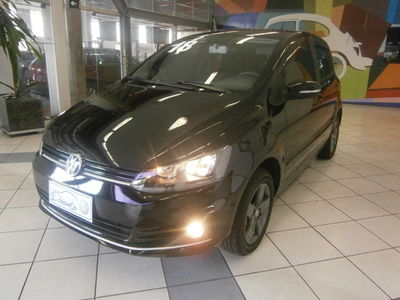 Volkswagen Fox Connect 1.6 2018}