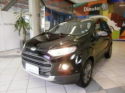 Ford Ecosport FreeStyle 1.6 2017}
