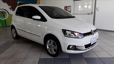 Volkswagen Fox Highline 1.6 I-Motion 2017}