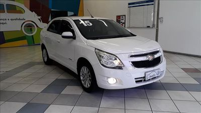 Chevrolet Cobalt LTZ 1.4 8V (Flex) 2015}