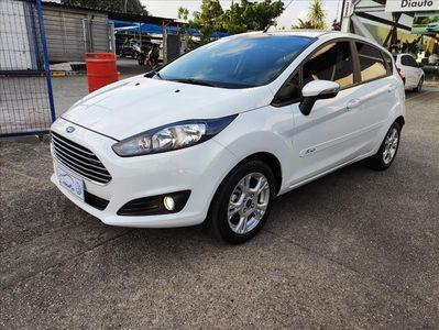 Ford New Fiesta Hatch SEL 1.6 2017}