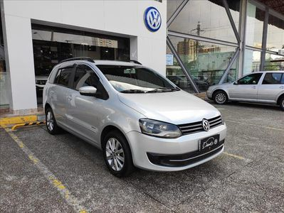 Volkswagen SpaceFox 1.6 MI Trend 2012}