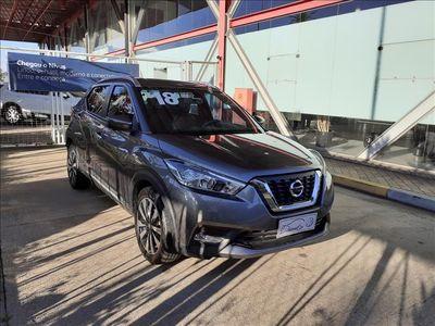 Nissan Kicks 1.6 16V SL 2018}