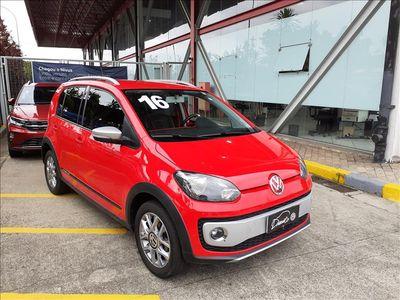 Volkswagen Cross Up! 1.0 12v 2016}