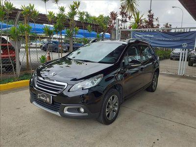 Peugeot 2008 Griffe 1.6 16V (Flex) (Aut) 2016 2017}
