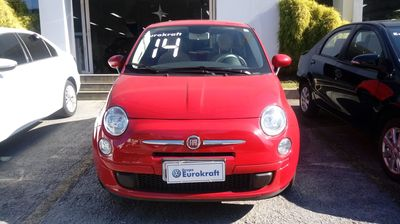 Fiat 500 Cult Dualogic 1.4 Evo (Flex) 2014}