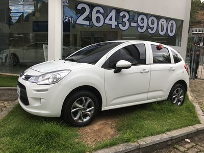 Citroën C3 Attraction 1.5 (Flex) 2017}