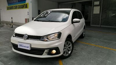 Volkswagen Gol Comfortline 1.6 I-Motion 2017}