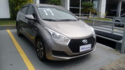 Hyundai HB20S Ocean 1.6 AT Flex 2017}