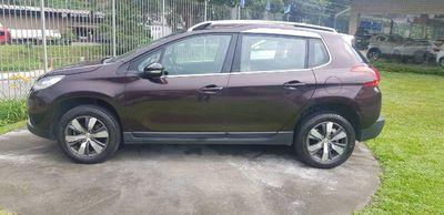 Peugeot 2008 Griffe 1.6 (Flex) 2017}