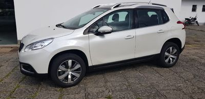 Peugeot 2008 Griffe 1.6 16V (Flex) (Aut) 2016 2016}