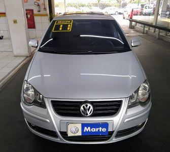 Volkswagen Polo Hatch . 1.6 8V I-Motion (Flex) (Aut) 2011}