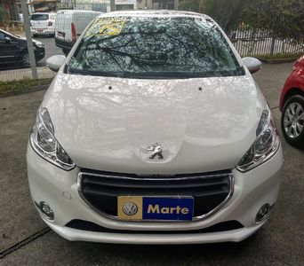 Peugeot 208 Hatch Allure 2015 1.5L Flex 2015}