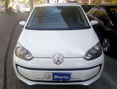 Volkswagen up! move up! 1.0 2017}