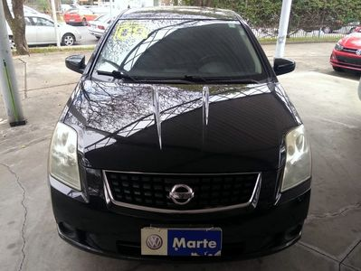 Nissan Sentra S 2.0 16V (aut) 2008}