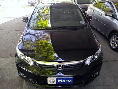 Honda Civic LXR 2.0 (Aut) 2014}