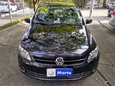 Volkswagen Voyage Comfortline I-Motion 1.6 (Flex) 2012}