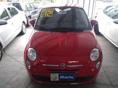 Fiat 500 Cult 1.4 8V 2012}