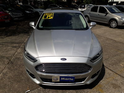 Ford Fusion 2.0 Titanium FWD 16V AT 2015}