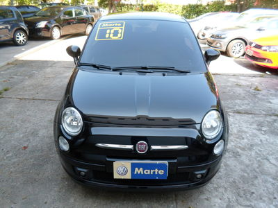 Fiat 500 Sport 1.4 16V 2010}