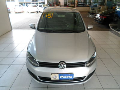 Volkswagen Fox Trendline 1.0 (Flex) 2015}